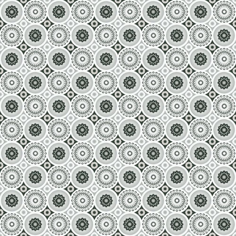 Mini Moderns Darjeeling  Welsh Slate Wallpaper - Product code: AZDPT021 Slate