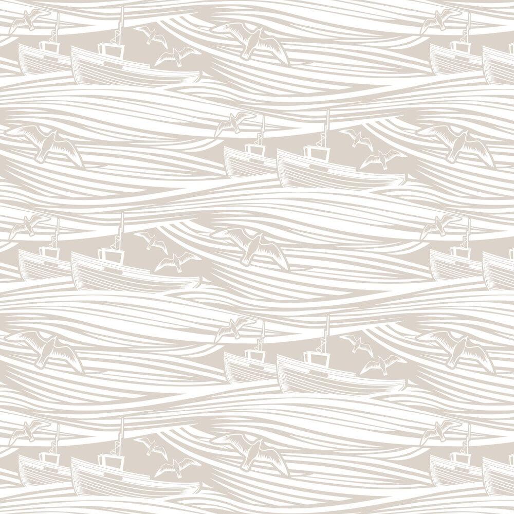 Mini Moderns Whitby  Stone Wallpaper - Product code: AZDPT016 Stone