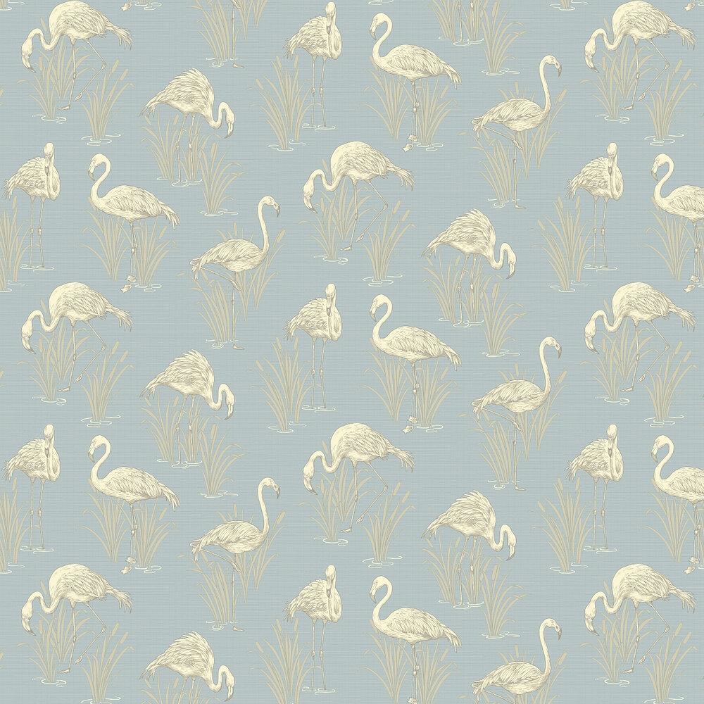 Arthouse Lagoon  Soft Blue Wallpaper - Product code: 252605
