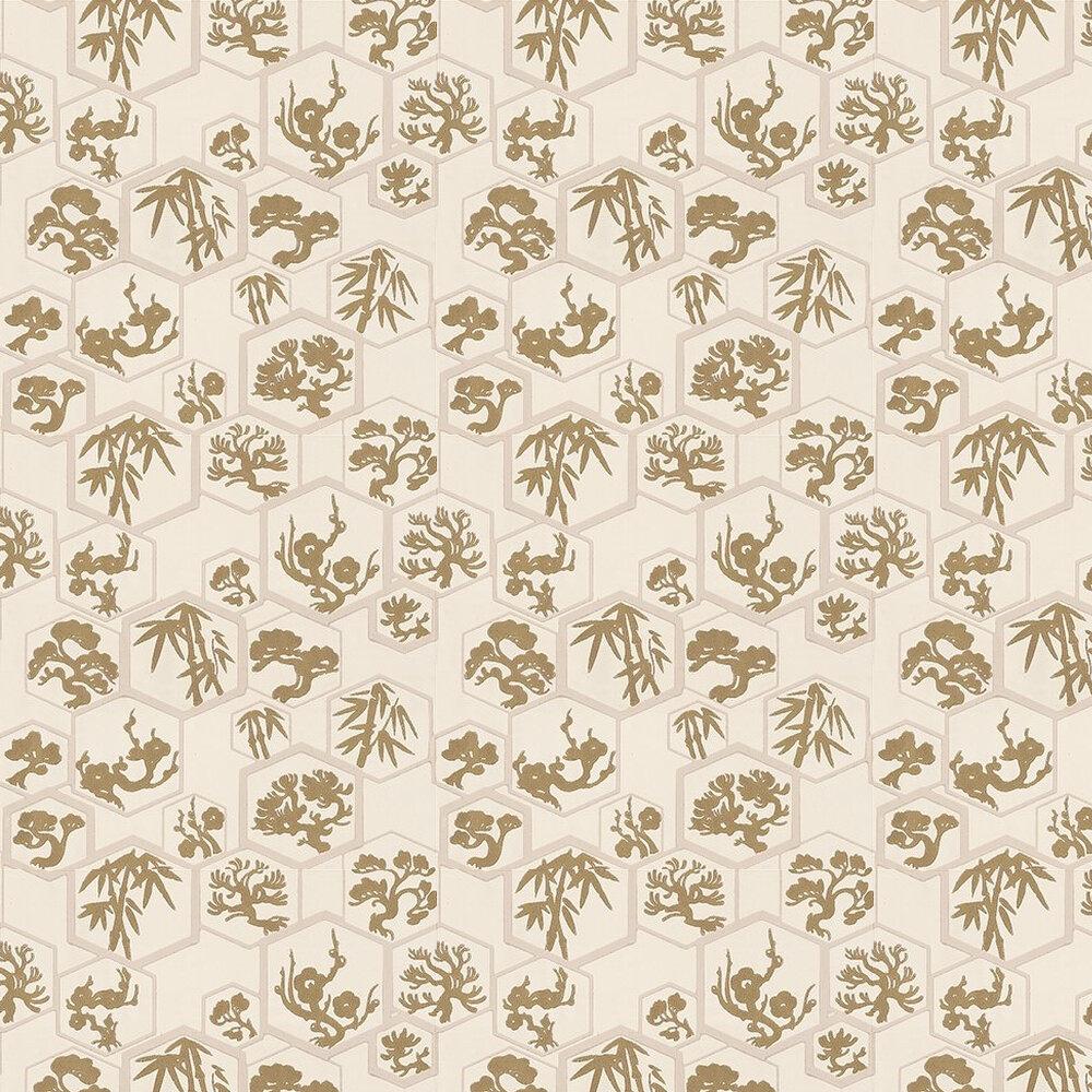 Farrow & Ball Shouchikubai  Cream Wallpaper - Product code: BP 4502