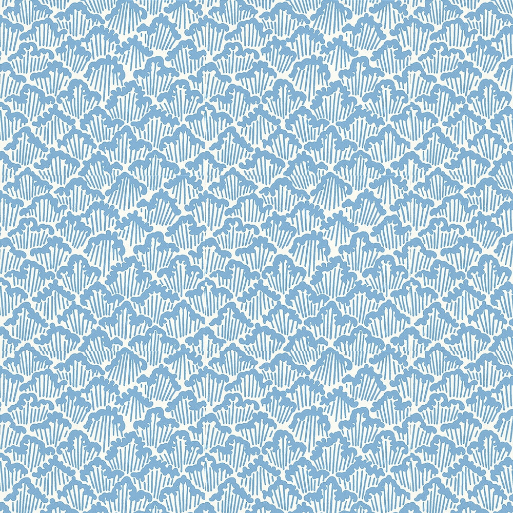 Farrow & Ball Aranami  Aqua Wallpaper - Product code: BP 4604