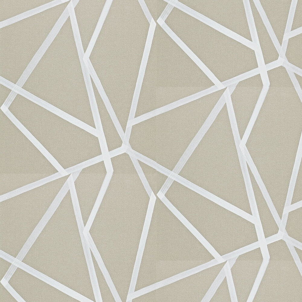Harlequin Sumi  Pebble/Chalk Wallpaper - Product code: 110883