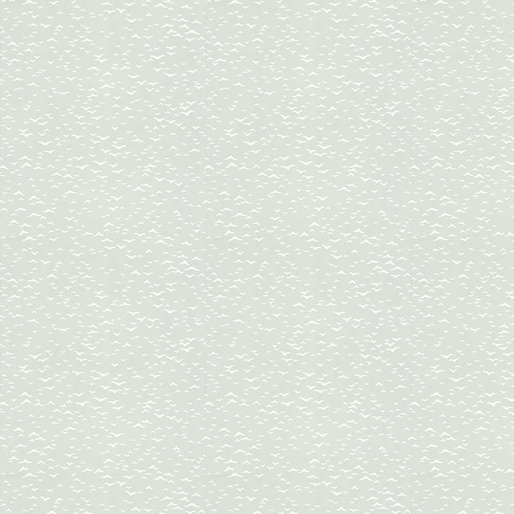 Farrow & Ball Yukutori  Pastel Green Wallpaper - Product code: BP 4303