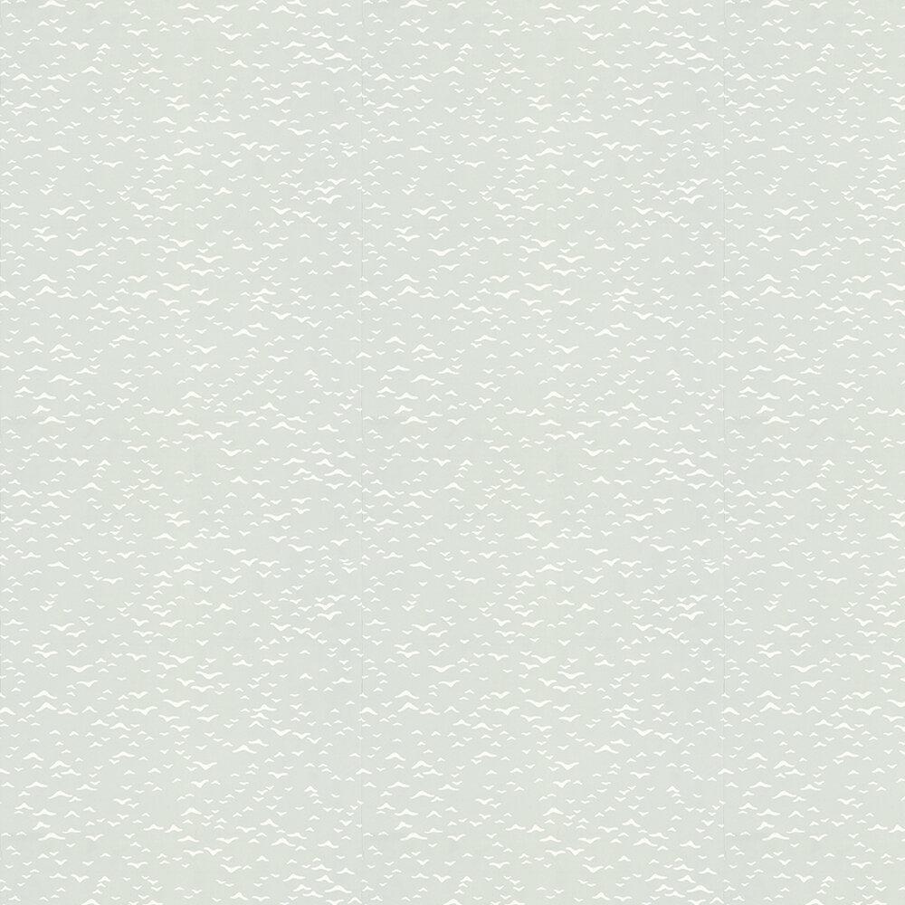 Yukutori  Wallpaper - Pastel Green - by Farrow & Ball