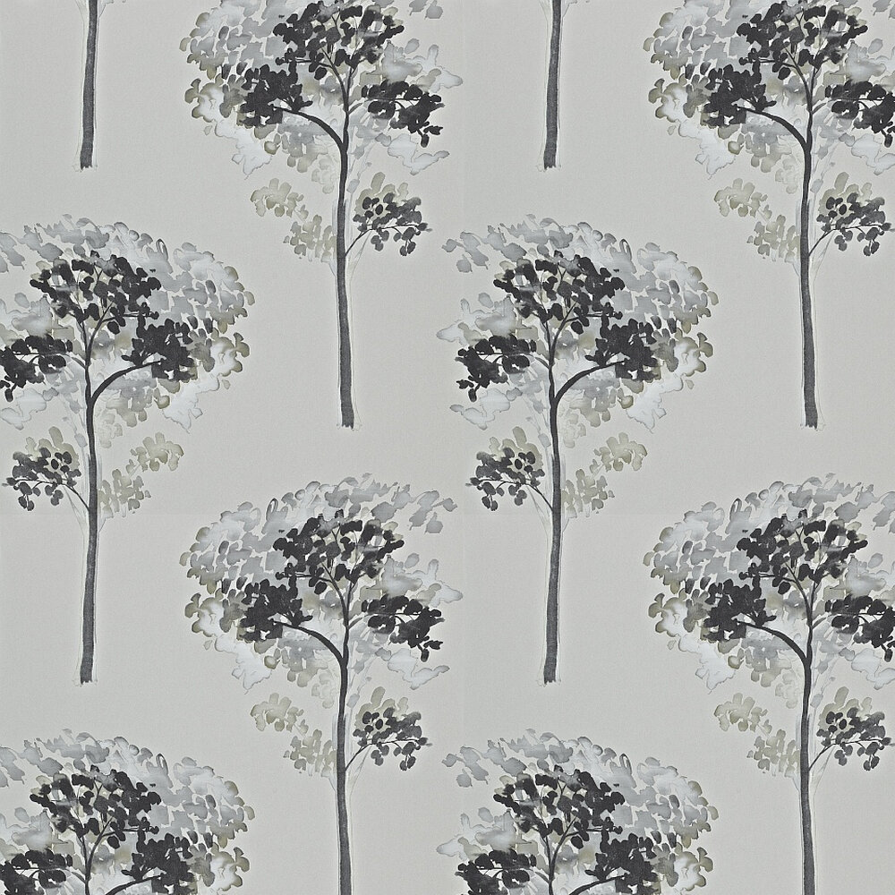 Harlequin Katsura  Pewter Wallpaper - Product code: 110892