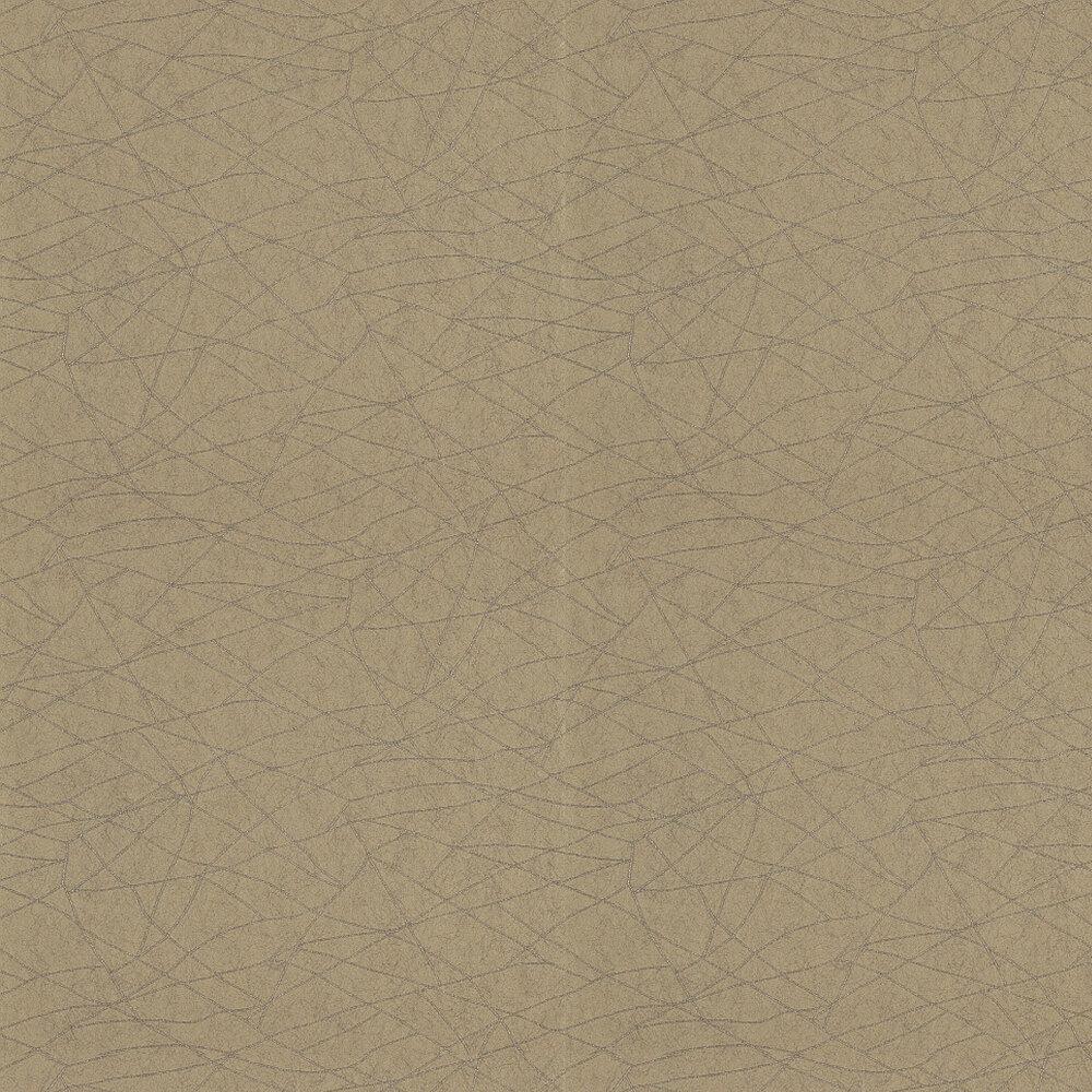Harlequin Koto Brass Wallpaper - Product code: 110896