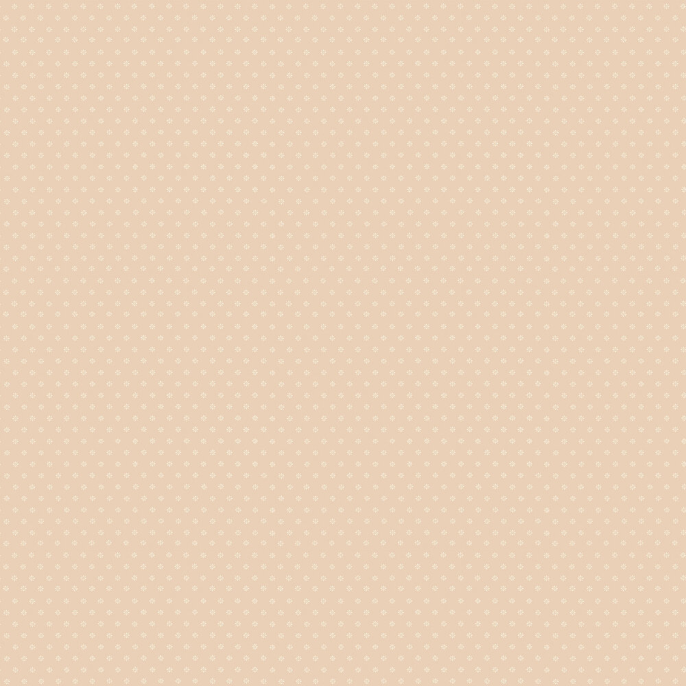 Cole & Son Victorian Star  Plaster Pink Wallpaper - Product code: 100/7037