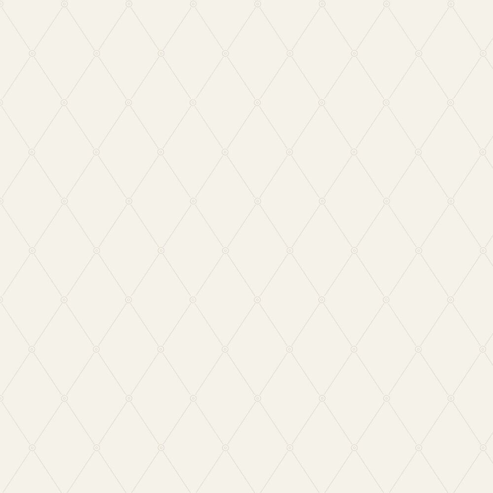 Cole & Son Large Georgian Rope Trellis Ivory Wallpaper - Product code: 100/13060