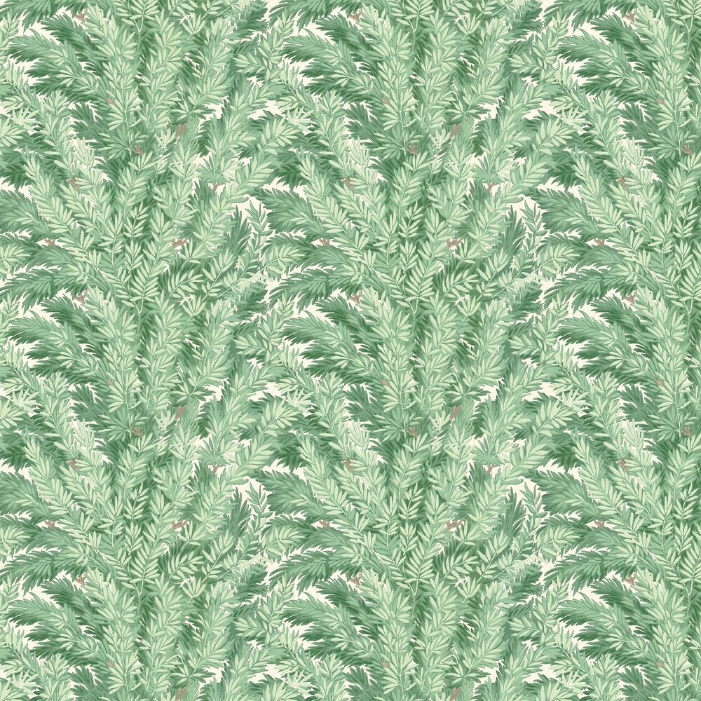 Florencecourt  Wallpaper - Viridian  - by Cole & Son