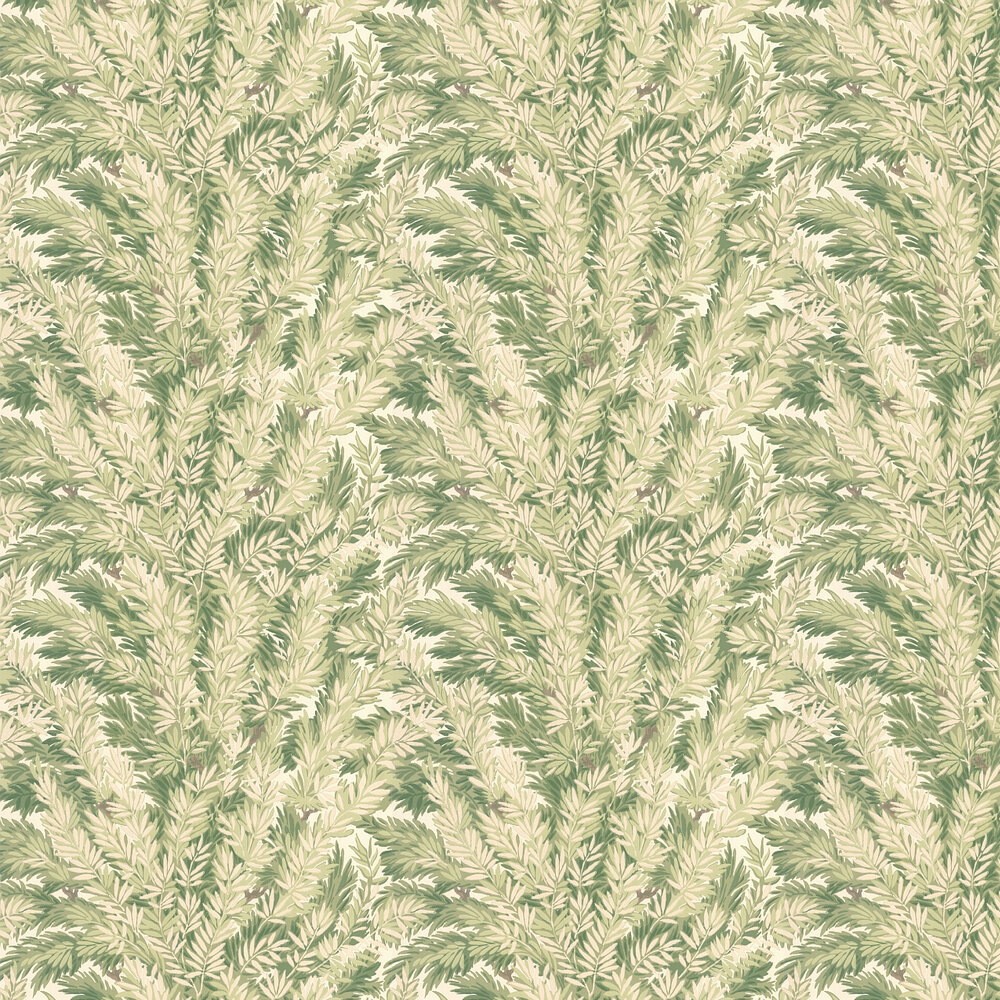 Cole & Son Florencecourt  Olive Wallpaper - Product code: 100/1003