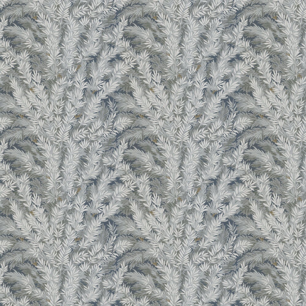 Cole & Son Florencecourt  Charcoal Wallpaper - Product code: 100/1004