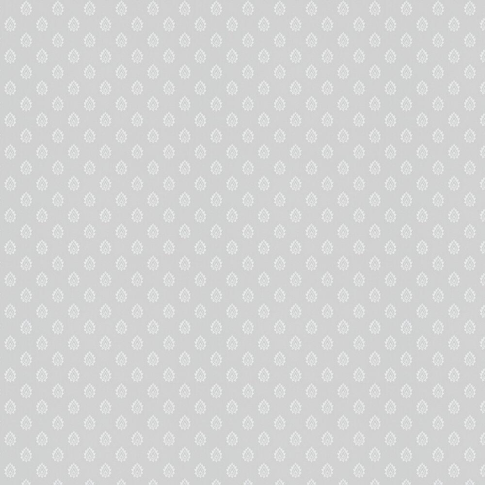 Sanderson Florrie Pebble Wallpaper - Product code: 214062