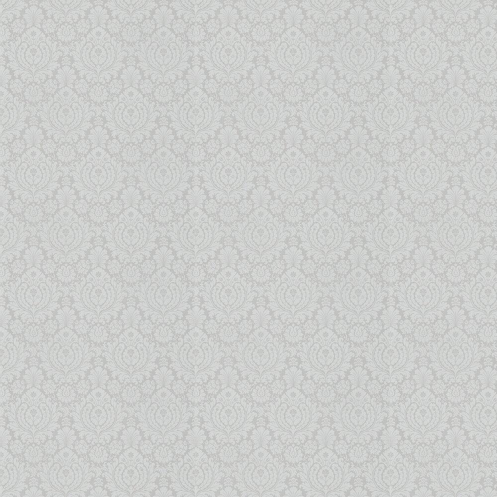 Sanderson Fabienne  Pewter Wallpaper - Product code: 214068