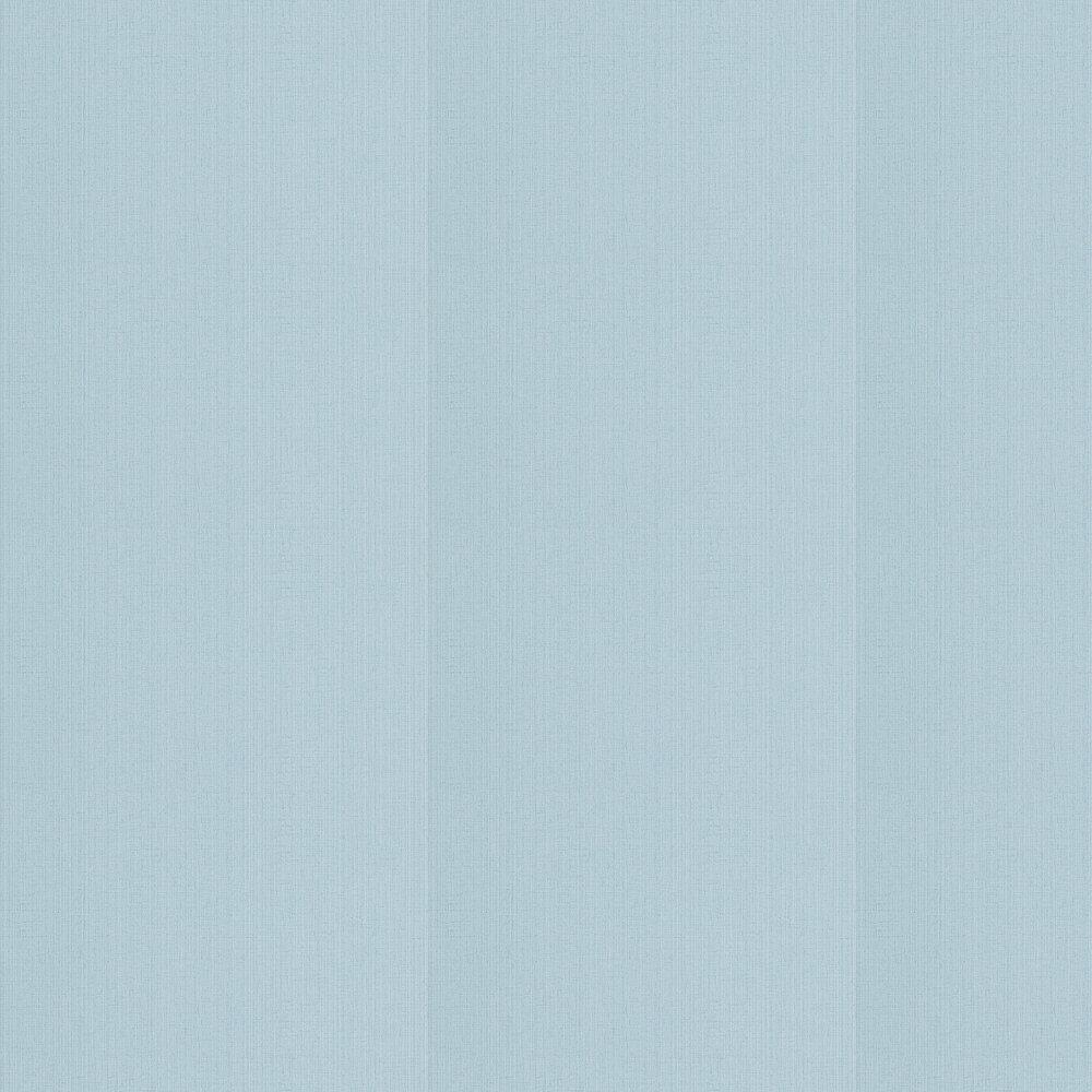 Sanderson Fabienne Plain Wedgwood Blue Wallpaper - Product code: 214079