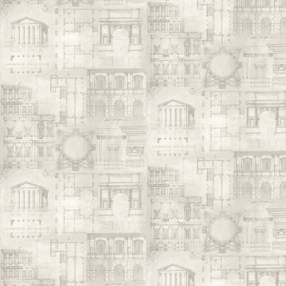 Andrew Martin Augustus Pencil Wallpaper - Product code: AG02 - Pencil