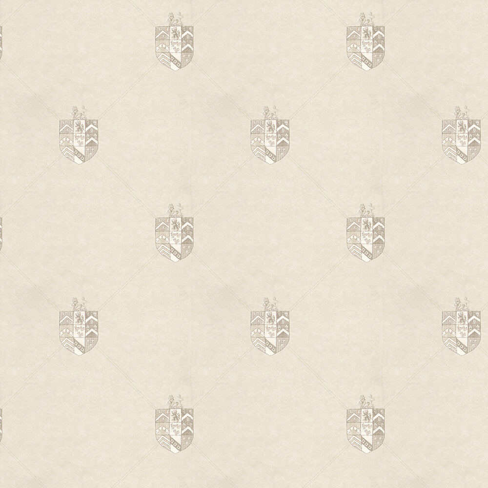 Andrew Martin Hastings Buff Wallpaper - Product code: HS01 - Buff