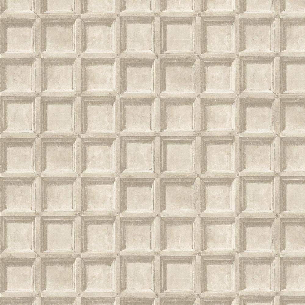 Andrew Martin Jacobean Natural Wallpaper - Product code: JC05 - Natural