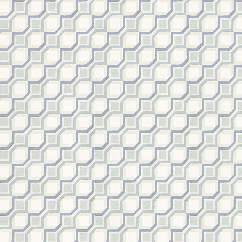 Cubix  Wallpaper - Porcelain - by Prestigious
