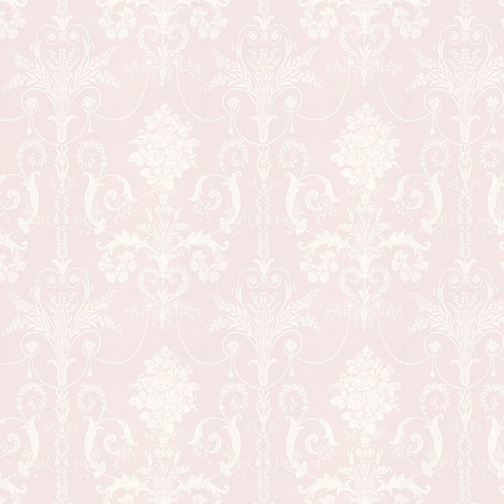 Laura Ashley Josette  Amethyst Wallpaper - Product code: 3547805
