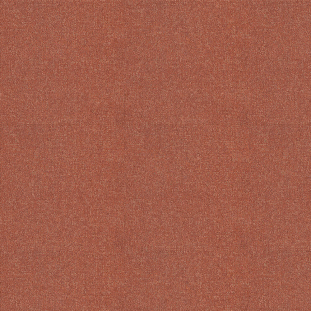 Casamance Vitalite Red Red / Gold Wallpaper - Product code: 7253 0571