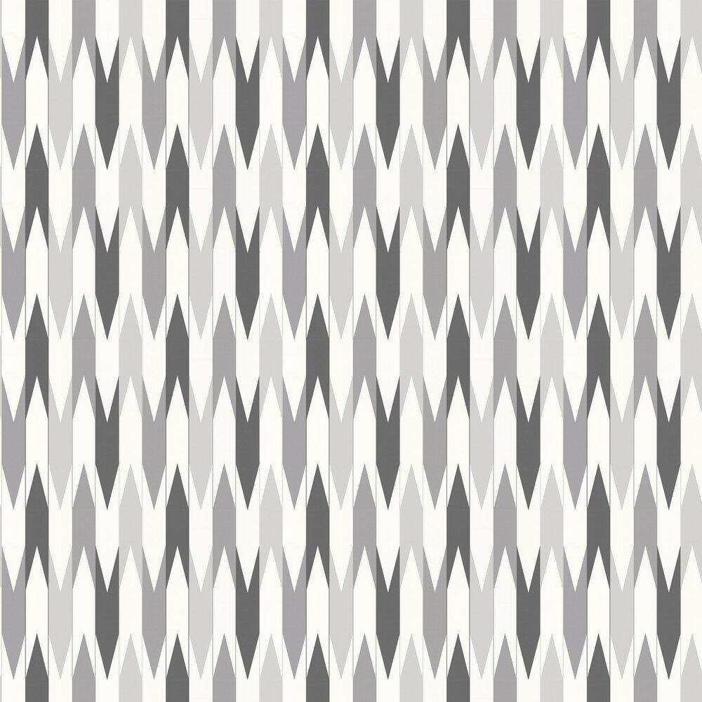 Layla Faye Arrows  Grey Strips Wallpaper - Product code: LF1029