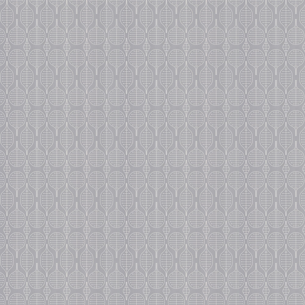 Layla Faye Little Leaves  Light Slate Grey Wallpaper - Product code: LF1043
