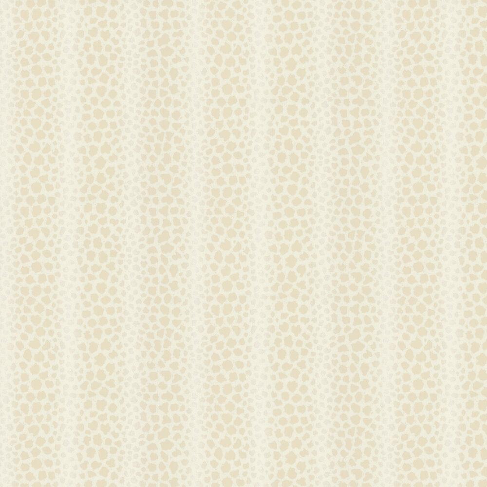 Sundra Sand Wallpaper - Gold - by G P & J Baker