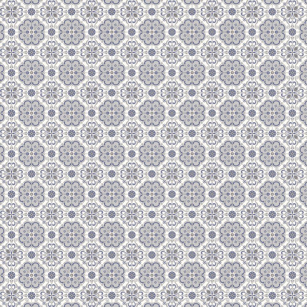 Layla Faye Folksy  Midnight Sky Wallpaper - Product code: LF1022