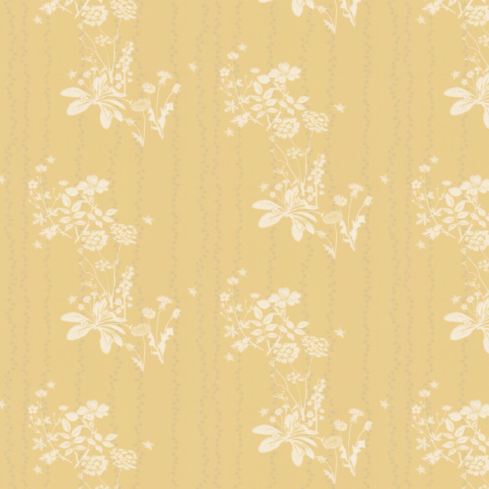 Wild Meadow Dandelion Wallpaper - by Barneby Gates