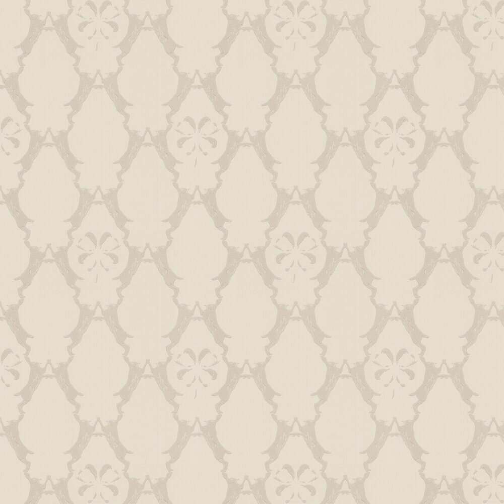 Boxing Hares Stone Wallpaper - by Barneby Gates