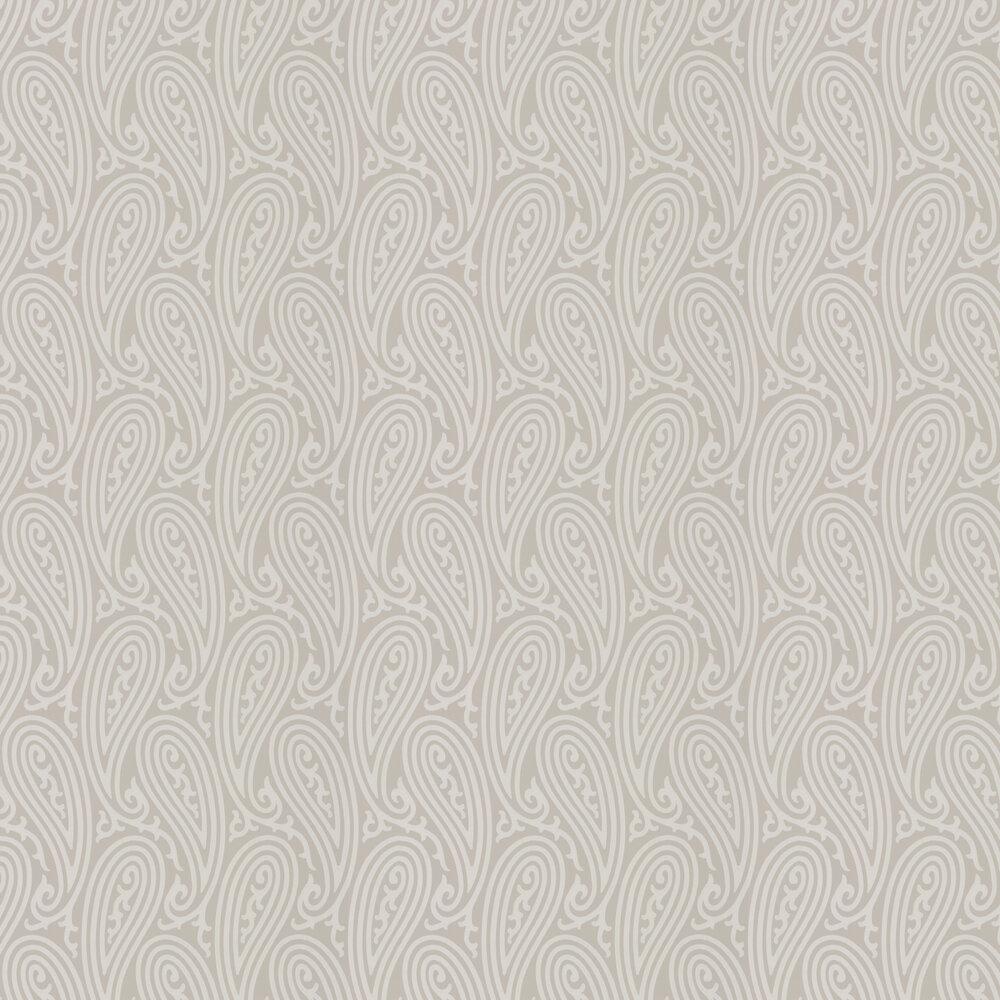 Farrow & Ball Paisley  Taupe Wallpaper - Product code: BP 4702