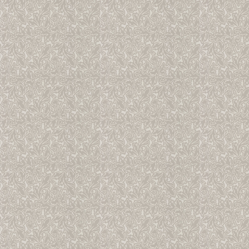 Farrow & Ball Feuille Taupe Wallpaper - Product code: BP 4902