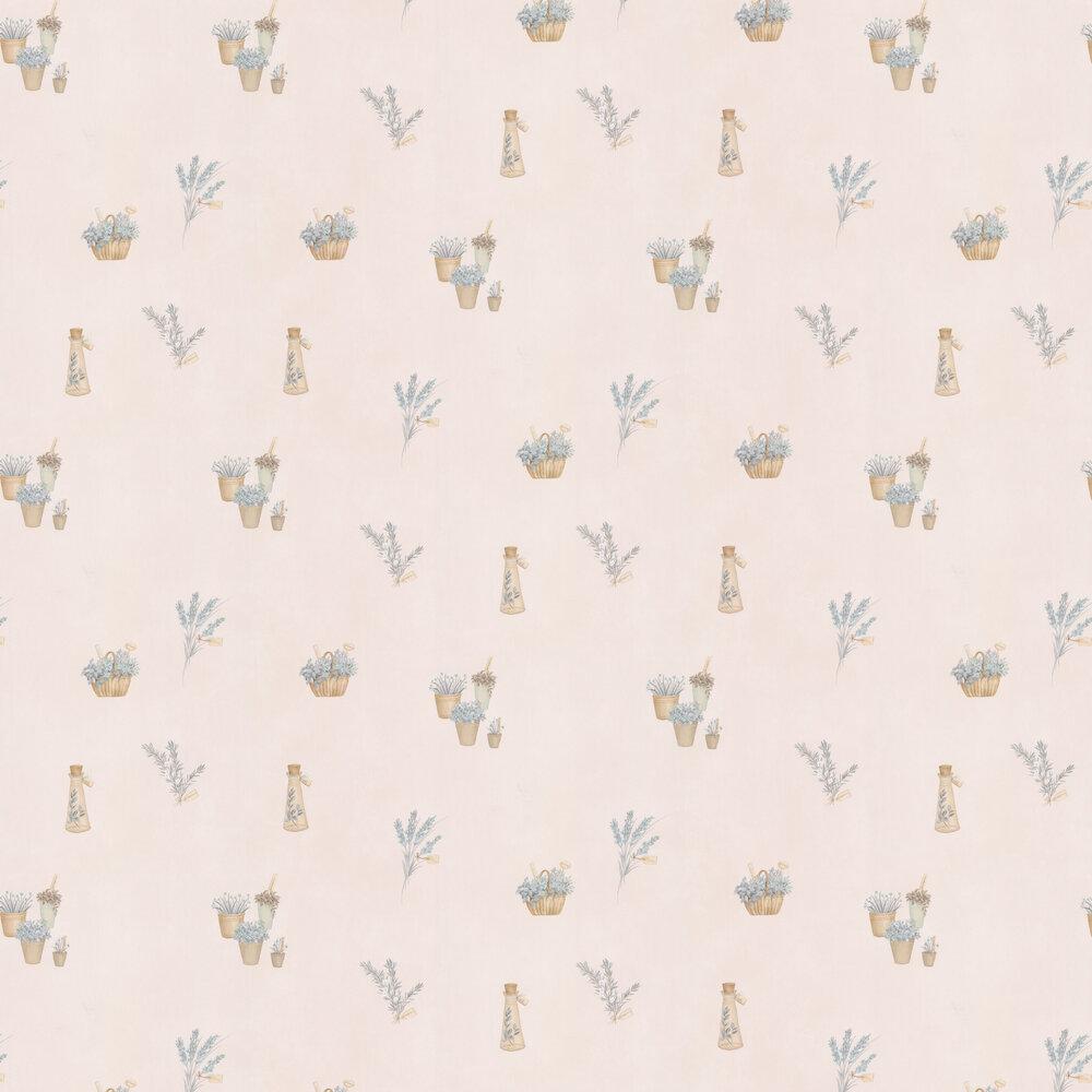 Galerie Pot Plants  Blue Wallpaper - Product code: FK34431