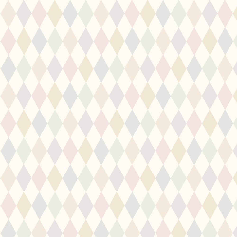 Cole & Son Punchinello Soft Pink Wallpaper - Product code: 103/2010