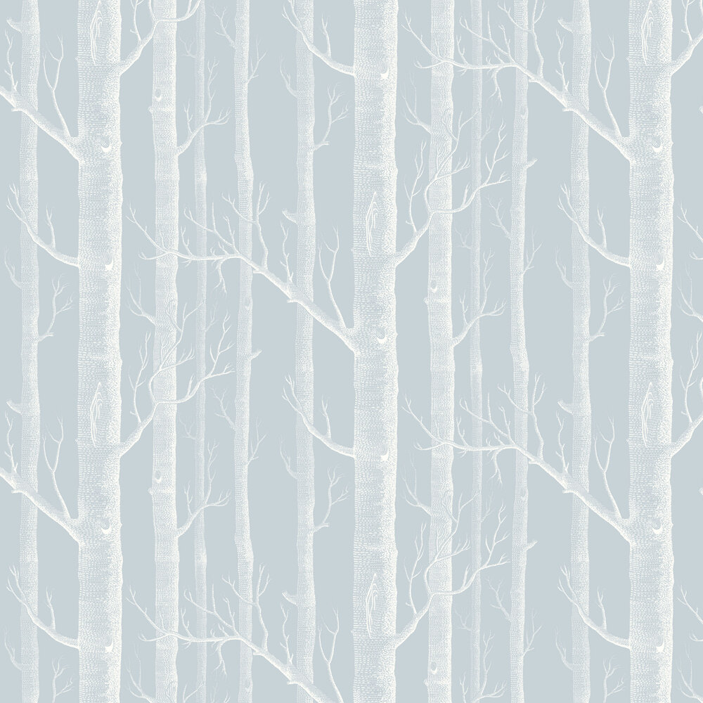 Woods By Cole Son Powder Blue Wallpaper 1035022