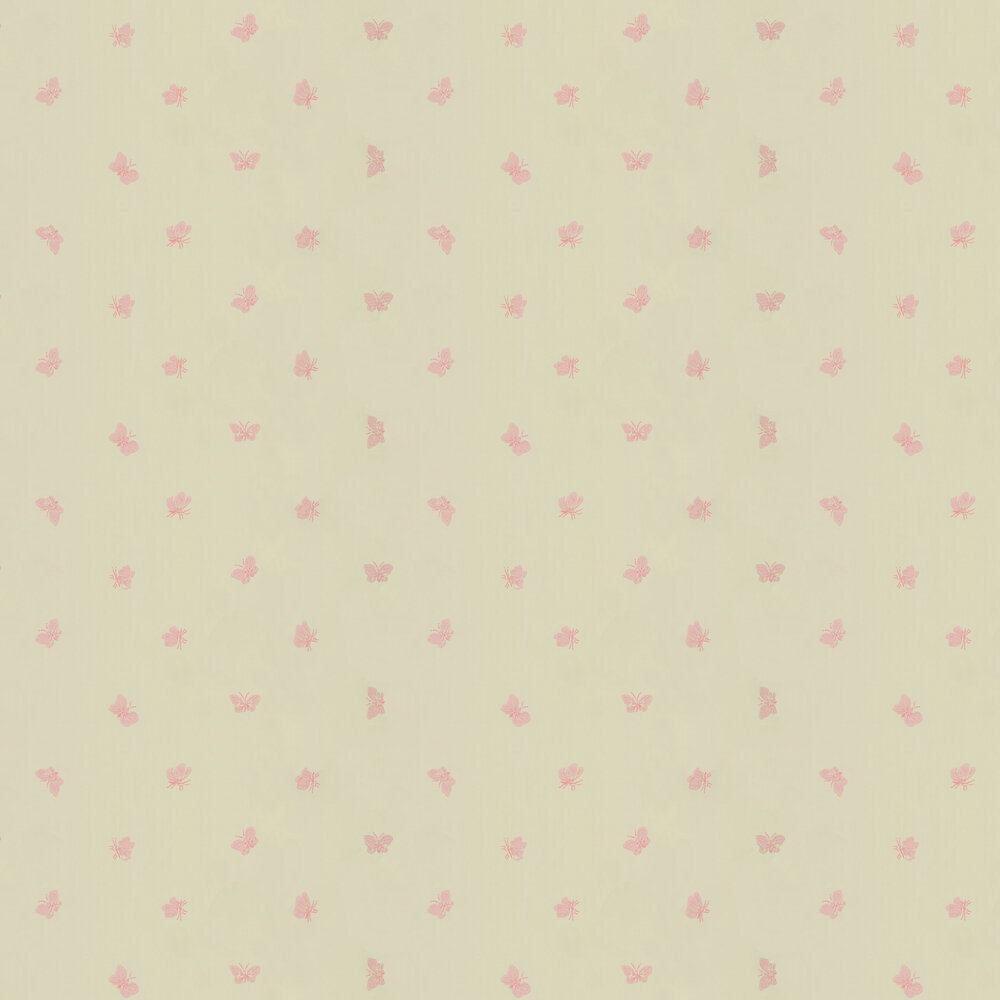 Cole & Son Peaseblossom Linen & Pink  Wallpaper - Product code: 103/10036