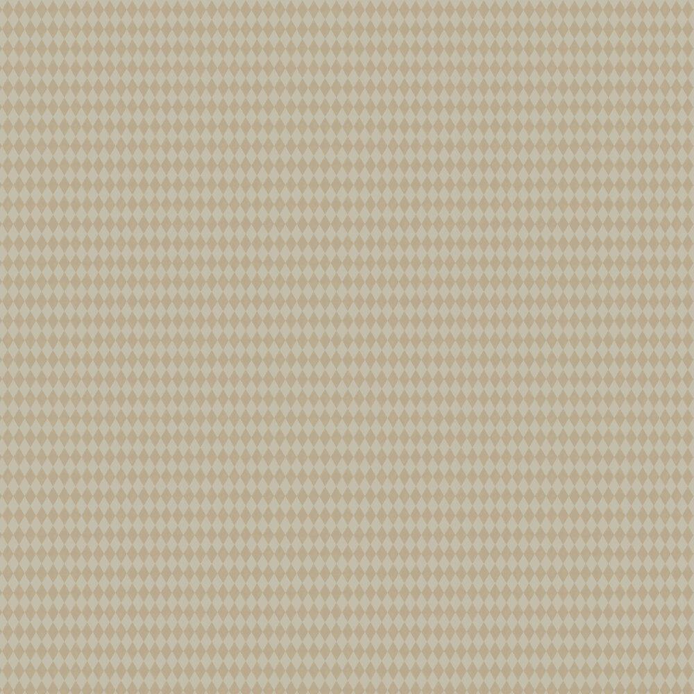 Titania Wallpaper - Grey - by Cole & Son