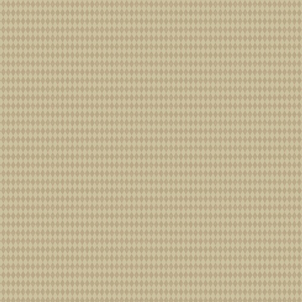 Titania Wallpaper - Linen - by Cole & Son