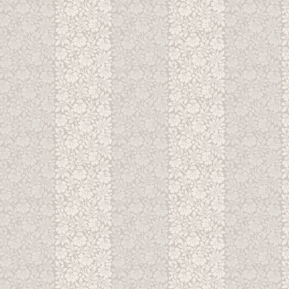 Little Greene Carlisle Street Gentle Grey Wallpaper - Product code: 0286CTGENTL