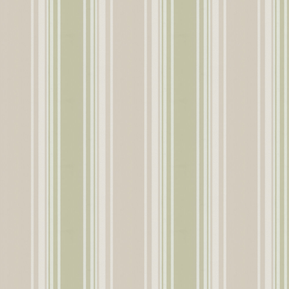 Little Greene Tented Stripe Eau De Nil Wallpaper - Product code: 0286TSEAUDE