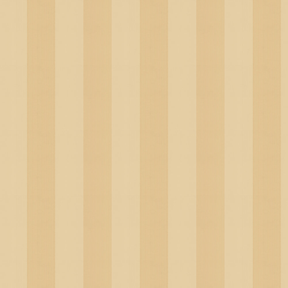 Little Greene Elephant Stripe Saffron Wallpaper - Product code: 0286ESSAFFR