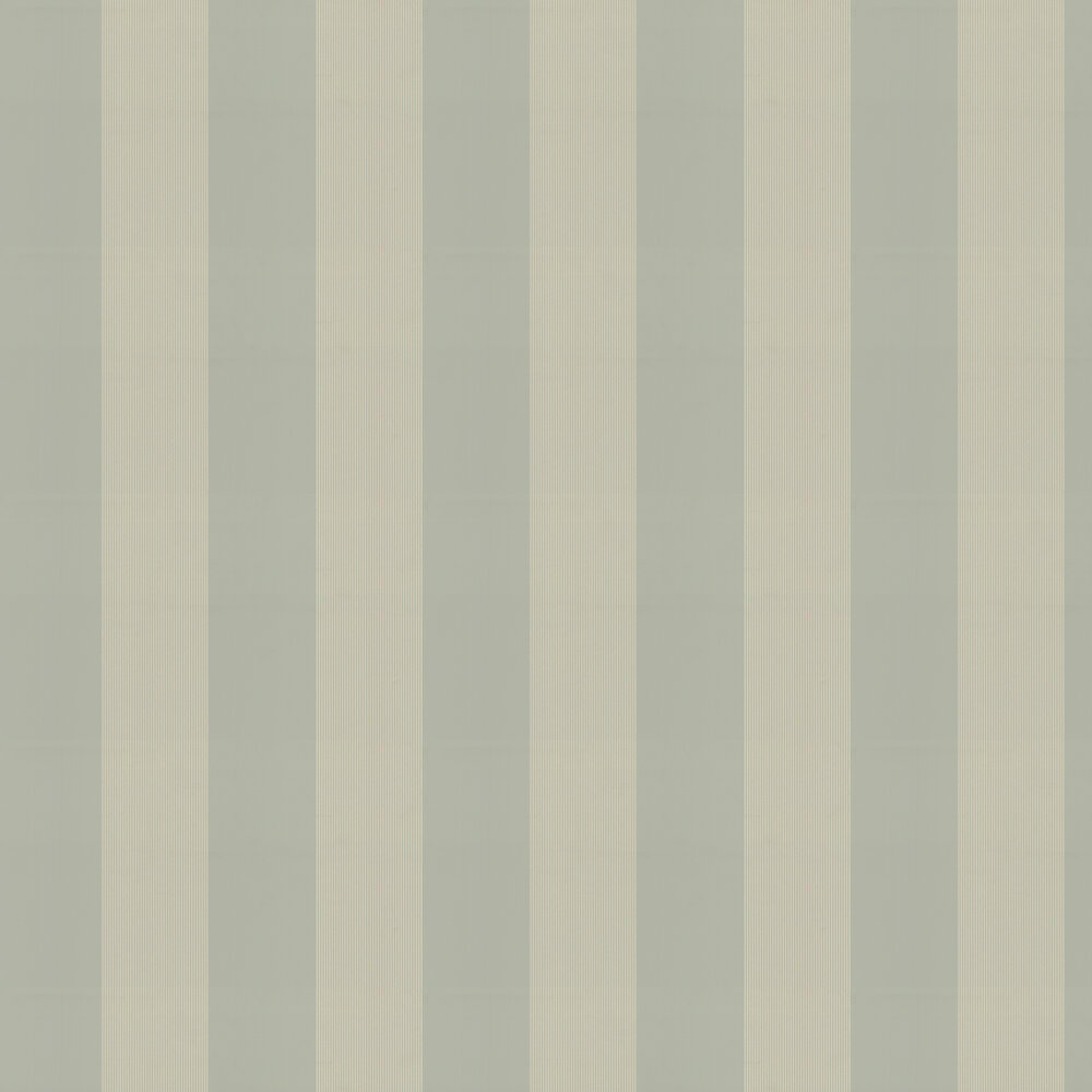 Little Greene Elephant Stripe Salvia Wallpaper - Product code: 0286ESSALVI