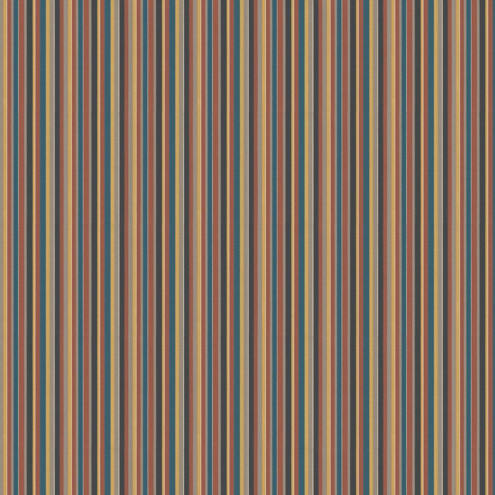 Little Greene Tailor Stripe Bakerloo Wallpaper - Product code: 0286TABAKER