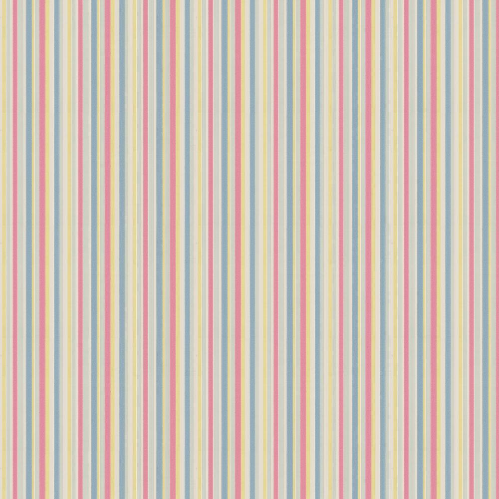 Tailor Stripe Wallpaper - Pastel - by Little Greene