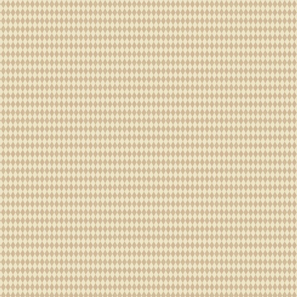Titania Wallpaper - Cream - by Cole & Son