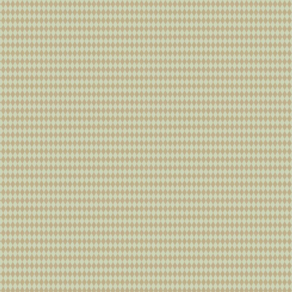Titania Wallpaper - Duck Egg - by Cole & Son
