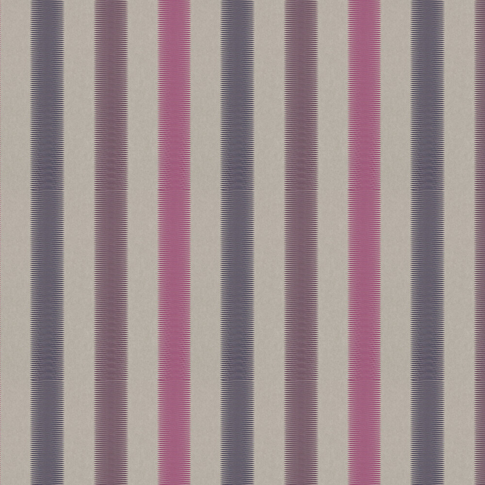Tambo Wallpaper - Flamingo - by Harlequin