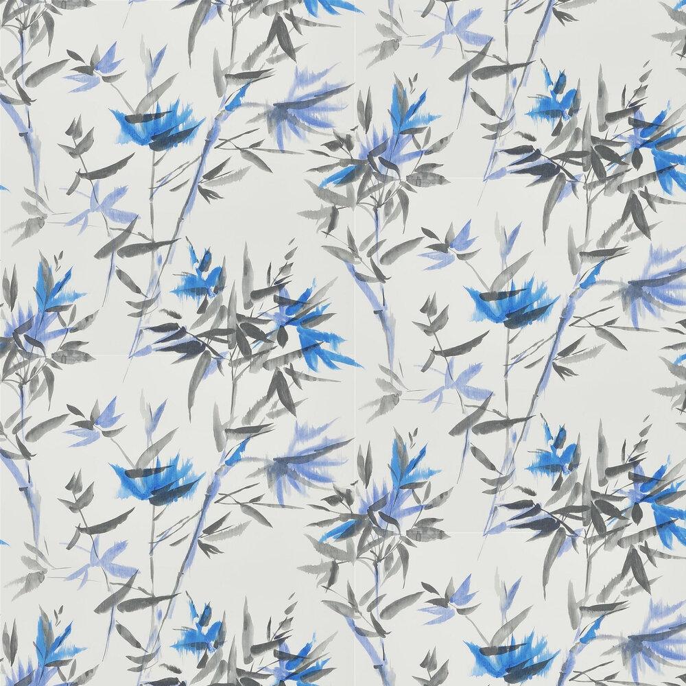 Designers Guild Bamboo Cobalt Wallpaper - Product code: PDG652/05