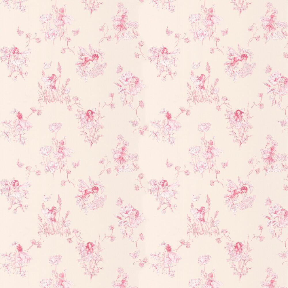Jane Churchill Wallpaper Meadow Flower Fairies J124W-05