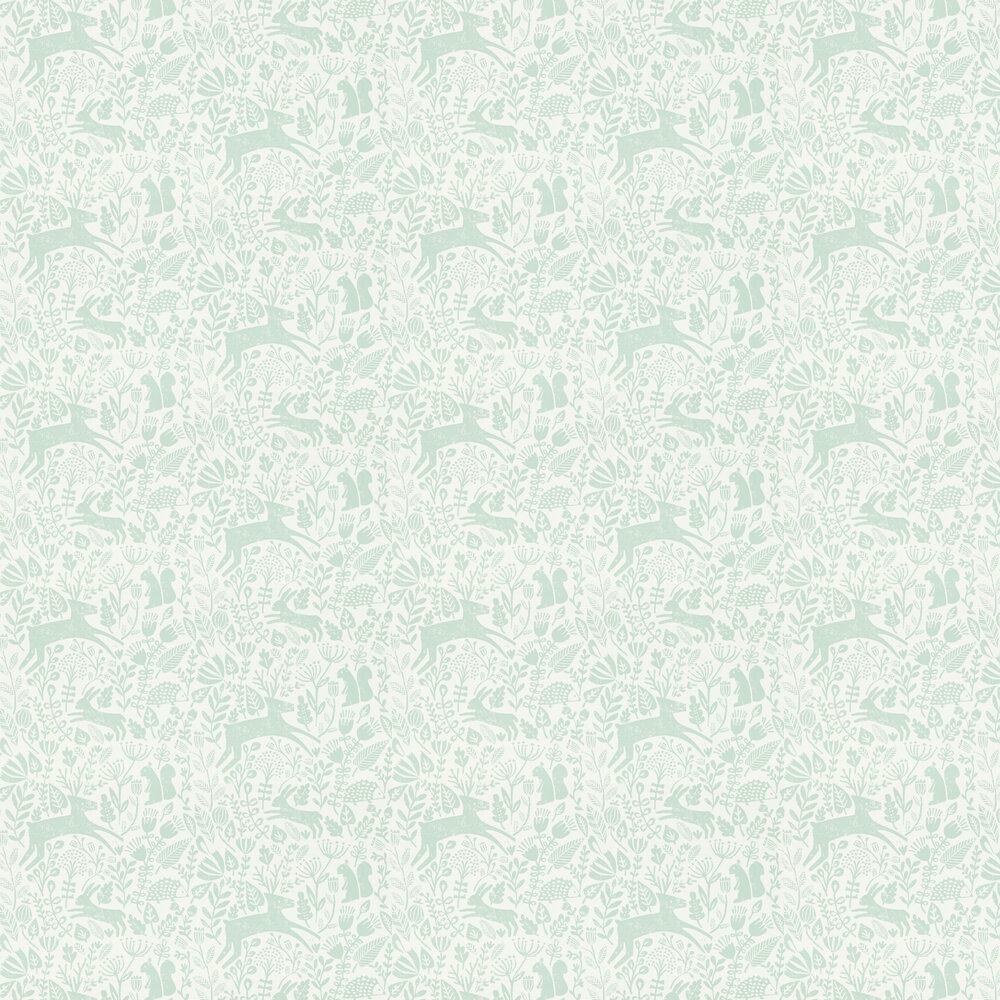 Scion Kelda Marine Wallpaper - Product code: 111105